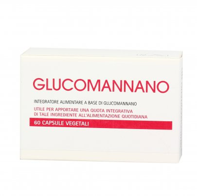 Glucomannano 60 capsule (40,02 g)