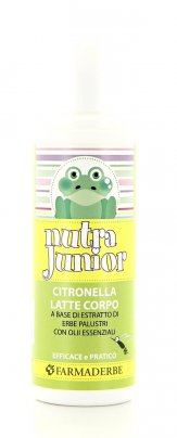 Nutra Junior - Citronella Latte e Corpo