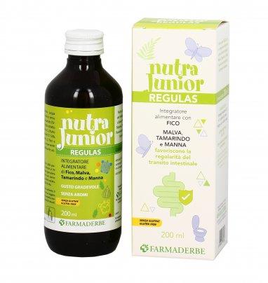 Nutra Junior Regulas - Benessere Transito Intestinale