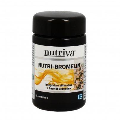 Nutri Bromelin - 30 Compresse