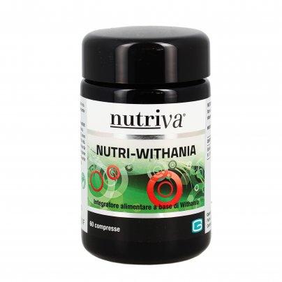 Nutri-Withania - Integratore Stanchezza Fisica e Mentale