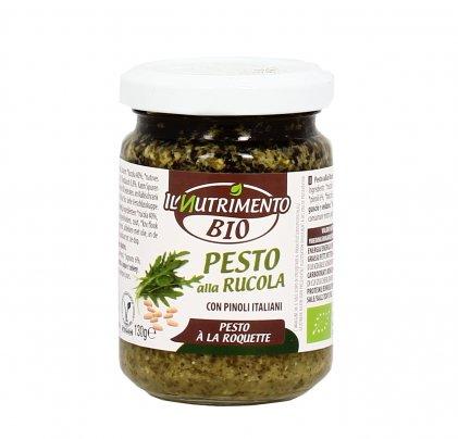 Pesto alla Rucola con Pinoli Italiani Bio