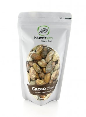 Cacao Beans: Fave di Cacao Crude Intere