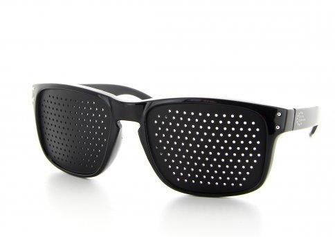 Occhiale Stenopeico - Moderno Nero