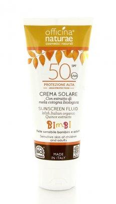 Crema Solare Spf 50 - Bambini e Adulti