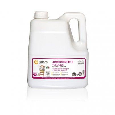 Ammorbidente Vegetale Concentrato - Solara 4 Litri