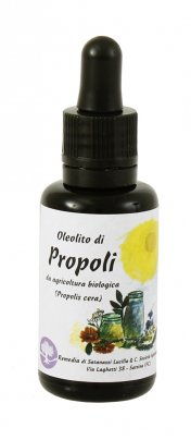 Oleolito di Propoli