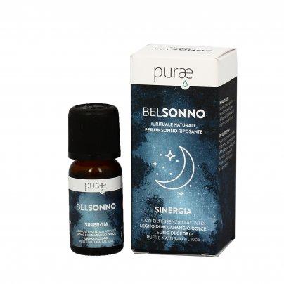 Oli Essenziali Sinergia per la Notte - Belsonno