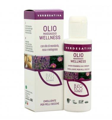 Olio Massaggio Wellness