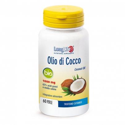 Olio di Cocco Bio 1000 mg