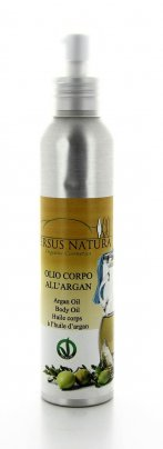 Olio Corpo all'Argan