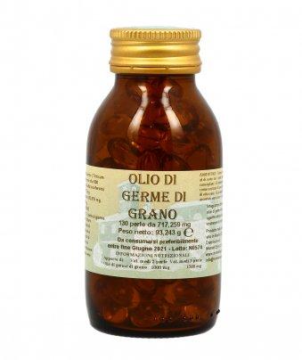 Olio di Germe di Grano Perle