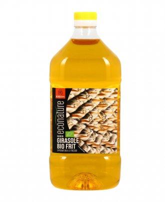 Olio di Girasole Bio per Friggere 2 litri