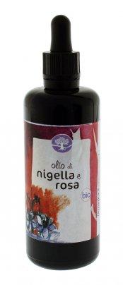 Olio di Nigella e Rosa Bio 100 ml