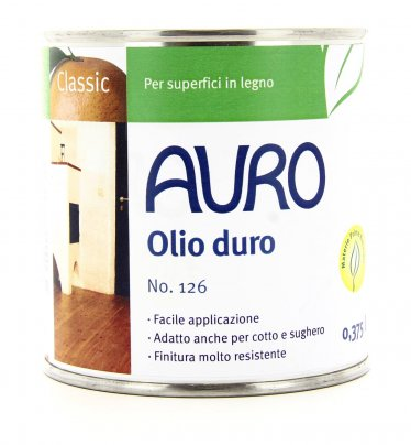 Olio Duro Pavimenti - Mobili n.126 375 ml