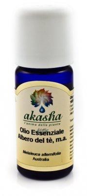 Olio Essenziale Akasha - Albero del tè 10 ml.
