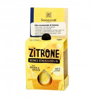 Olio Essenziale di Limone - Uso Alimentare