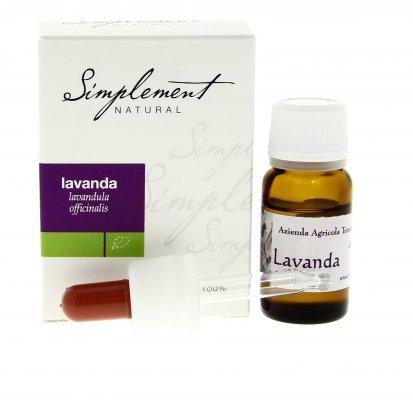 Olio Essenziale di Lavanda - 10 ml.