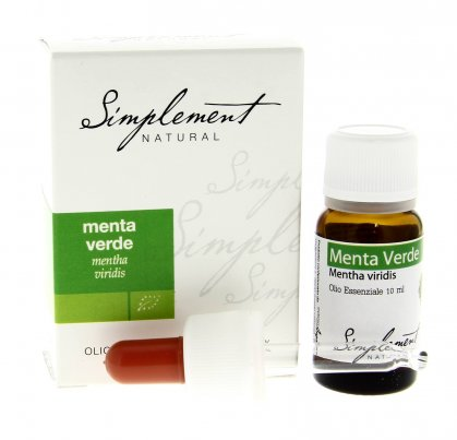 Olio Essenziale di Menta Verde - 10 ml.
