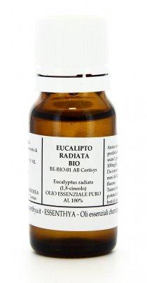 Eucalipto Radiata Bio - Olio Essenziale Puro