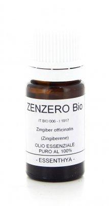 Zenzero Bio - Olio Essenziale Puro