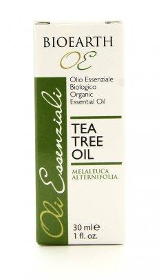 Olio Essenziale Biologico - Tea Tree 30 ml