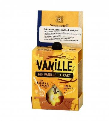 Olio Essenziale Estratto di Vaniglia - Uso Alimentare