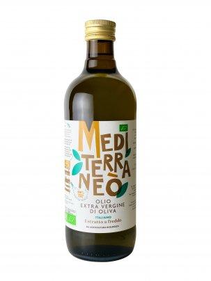 Olio Extra Vergine d'Oliva Mediterraneò