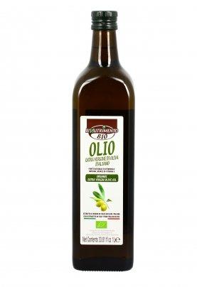 Olio Extravergine di Oliva Biologico 1 litro