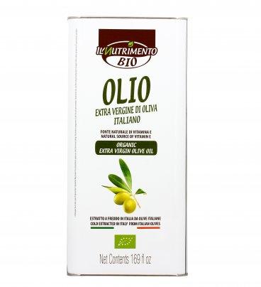 Olio Extravergine di Oliva Biologico 5 l