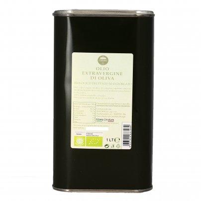 Olio Extravergine di Oliva Biologico - Fruttato