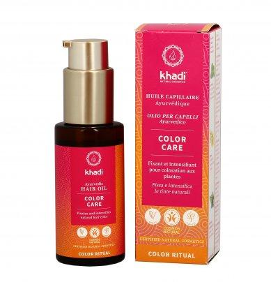 """Olio per Capelli """"Color Care"""" - Fissa e Intensifica le Tinte Naturali"""