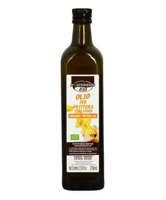 Olio per Frittura Italiano Biologico