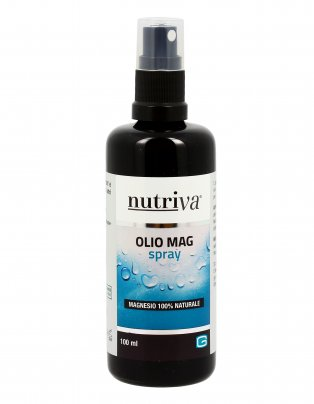 Olio Mag Spray - Magnesio 100% Naturale