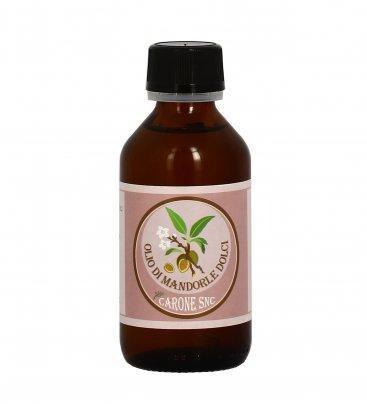 Olio di Mandorle Dolci per Uso Cosmetico 100 ml