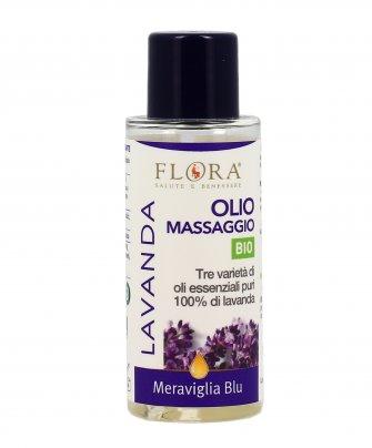Olio da Massaggio per il Corpo - Meraviglia Blu 40 ml