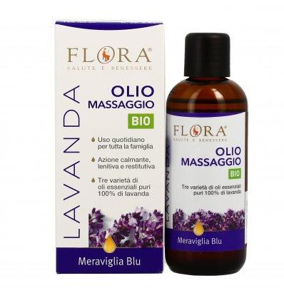Meraviglia Blu -Olio da Massaggio per il Corpo