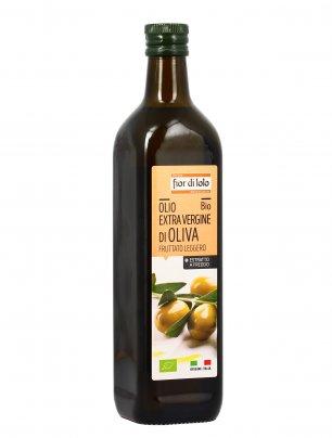 Olio Extravergine di Oliva Bio Fruttato Leggero