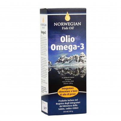 Olio Omega 3