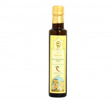 Olio Extravergine di Oliva al Peperoncino Bio