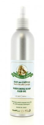 Olio Per Capelli Nutriente alla Canapa
