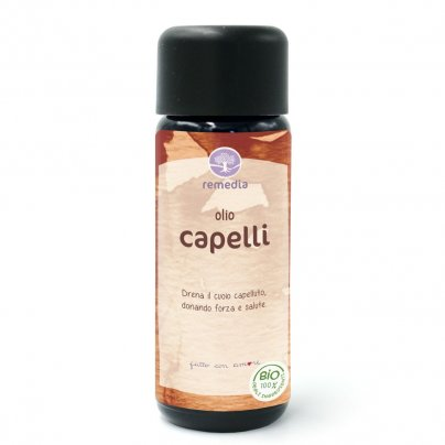 Olio per Capelli