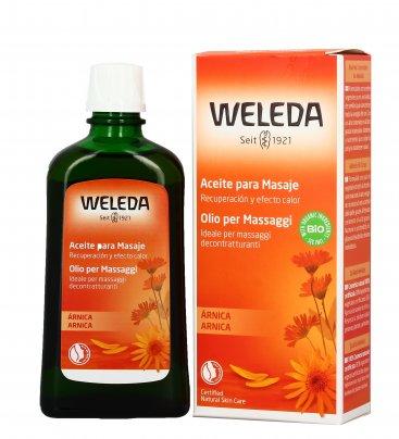 Olio per Massaggi all'Arnica 200 ml