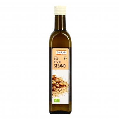 Olio di Semi Sesamo Bio - 500 ml.