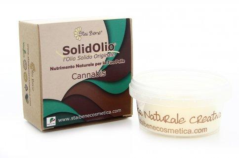 Olio Solido alla Cannabis