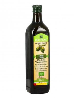 Olio Extravergine di Oliva Biologico - Crudigno 750 ml