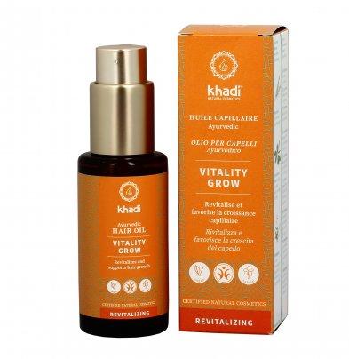 Olio Vitalizzante per i Capelli - Vitalising Hair Oil