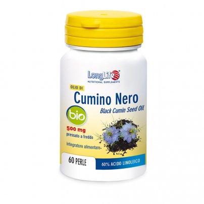 Olio di Cumino Nero Bio 500 mg