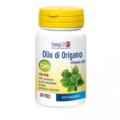 Olio di Origano in Perle - Effetto Balsamico