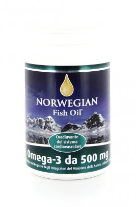 Olio di pesce norvegese - Norwegian Fish Oil